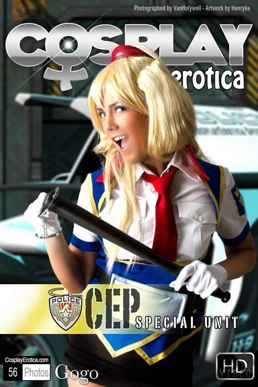 Gogo - `CEP Special Unit` - for COSPLAYEROTICA