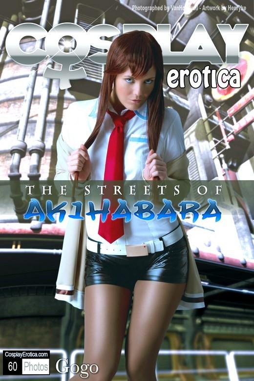 Gogo - `The Streets of Akihabara` - for COSPLAYEROTICA