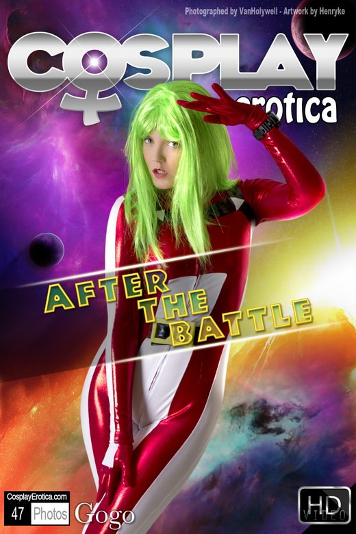 Gogo - `After the Battle` - for COSPLAYEROTICA