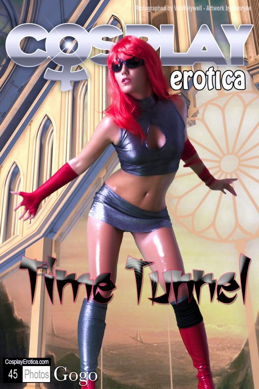 Gogo - `Time Travel` - for COSPLAYEROTICA