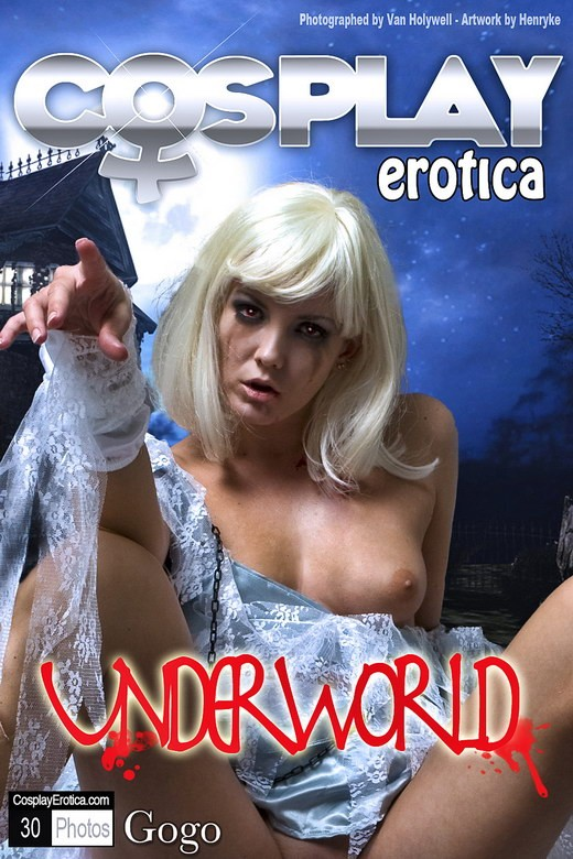 Gogo - `Underworld` - for COSPLAYEROTICA