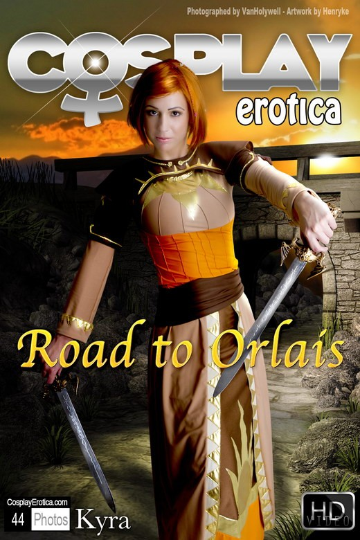 Kyra - `Road to Orlais` - for COSPLAYEROTICA