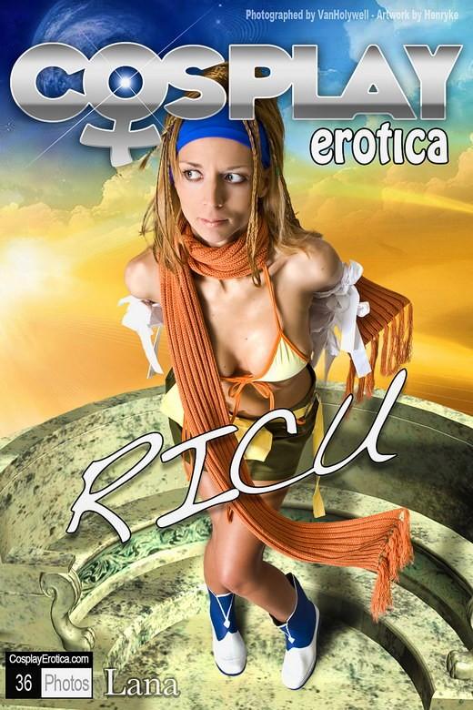 Lana - `Ricu` - for COSPLAYEROTICA