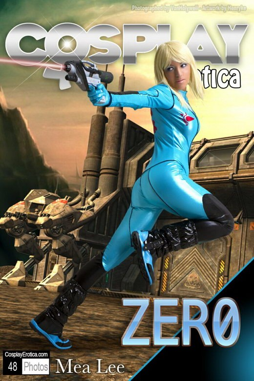 Mea Lee - `Zero` - for COSPLAYEROTICA