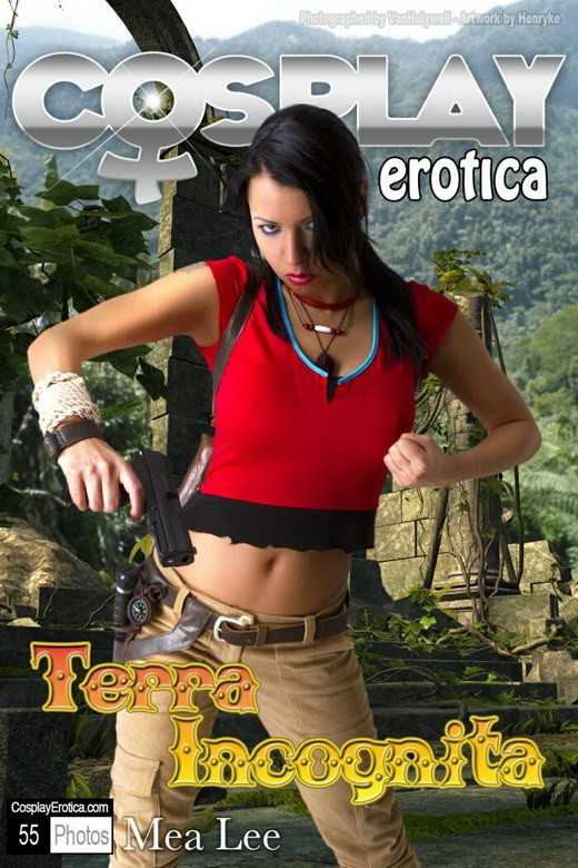 Mea Lee - `Terra Incognito` - for COSPLAYEROTICA