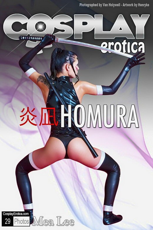 Mea Lee - `Homura` - for COSPLAYEROTICA