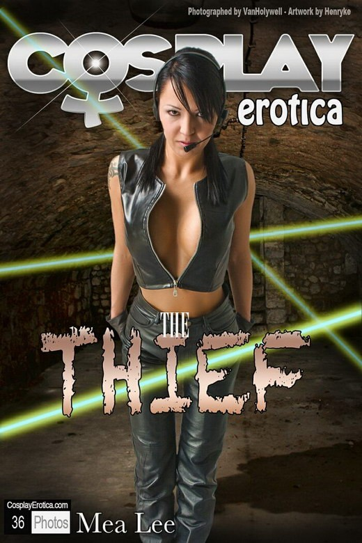 Mea Lee - `The Thief` - for COSPLAYEROTICA