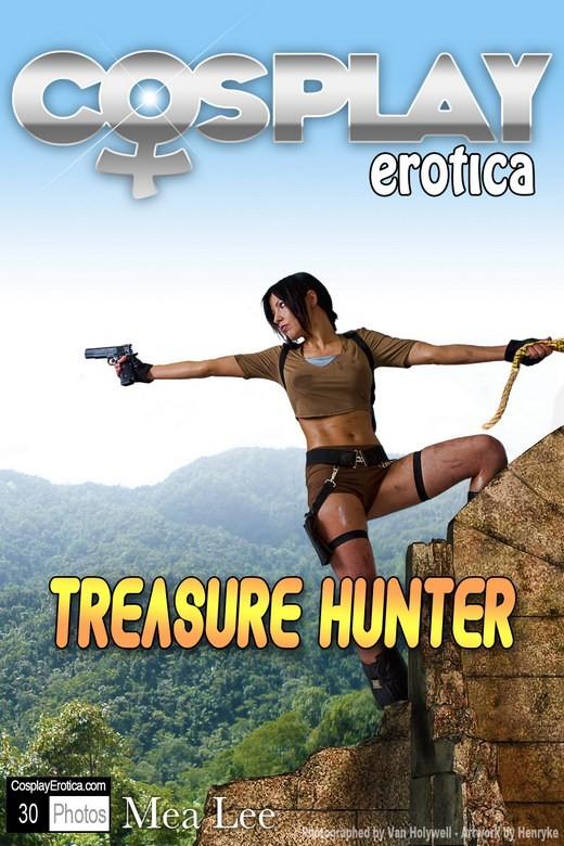 Mea Lee - `Treasure Hunter` - for COSPLAYEROTICA