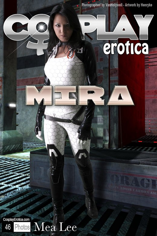 Mea Lee - `Mira` - for COSPLAYEROTICA