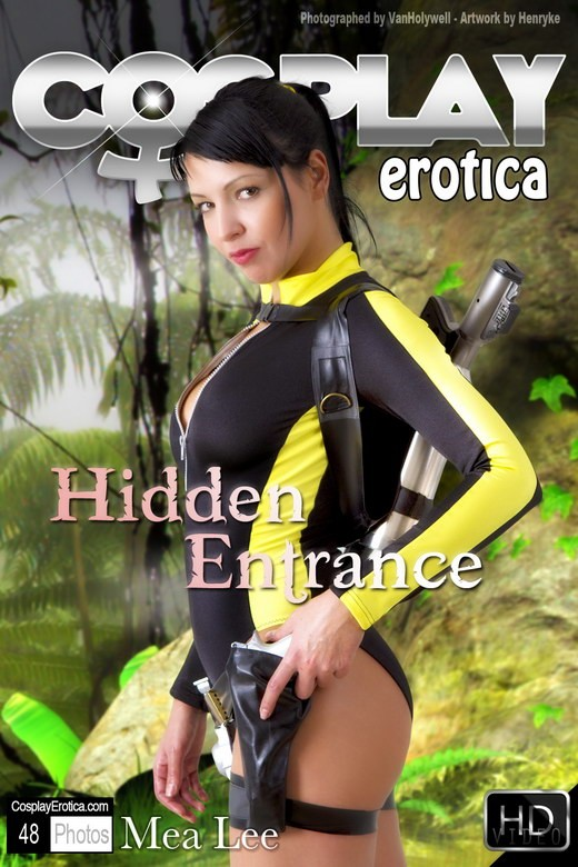 Mea Lee - `Hidden Entrance` - for COSPLAYEROTICA