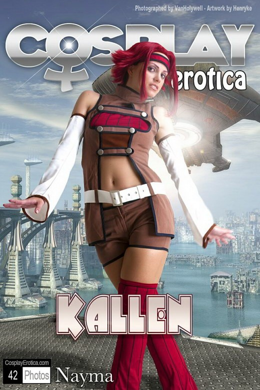 Nayma - `Kallen` - for COSPLAYEROTICA