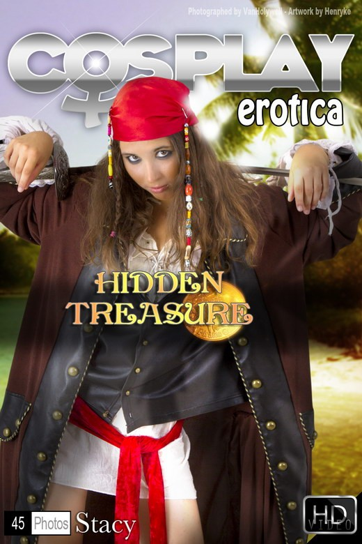 Stacy - `Hidden Treasure` - for COSPLAYEROTICA