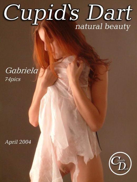 Gabriela - for CUPIDS DART