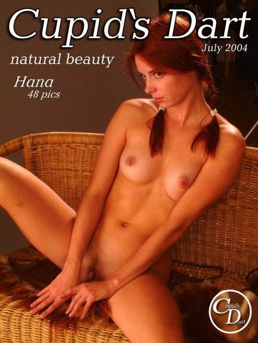 Hana - for CUPIDS DART