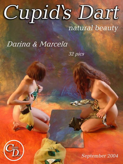 Darina & Marcela - for CUPIDS DART