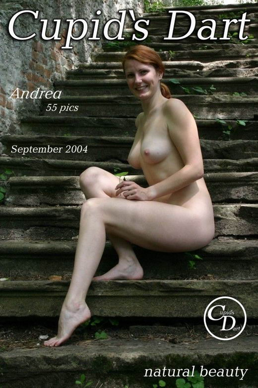 Andrea - for CUPIDS DART