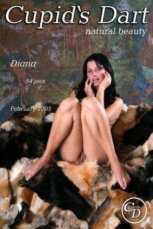 Diana - for CUPIDS DART