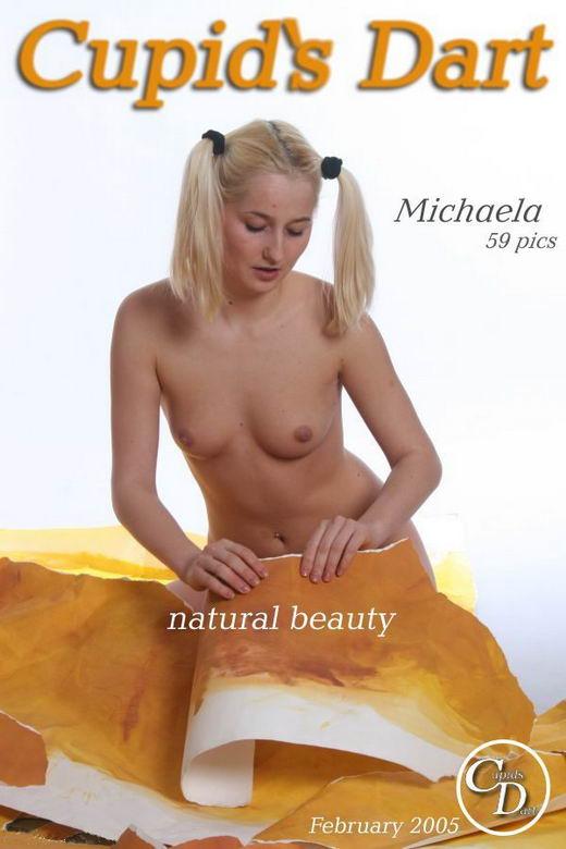 Michaela - for CUPIDS DART