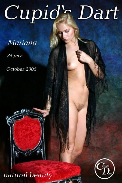 Mariana - for CUPIDS DART