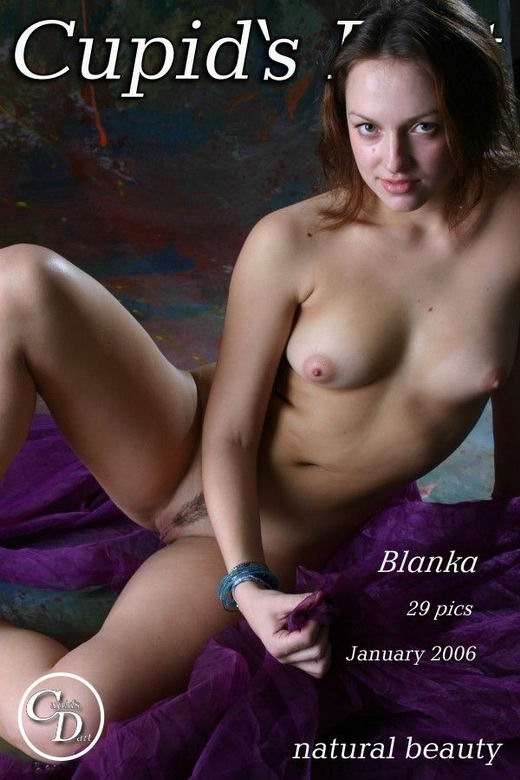 Blanka - for CUPIDS DART