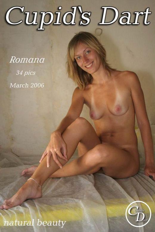 Romana - for CUPIDS DART