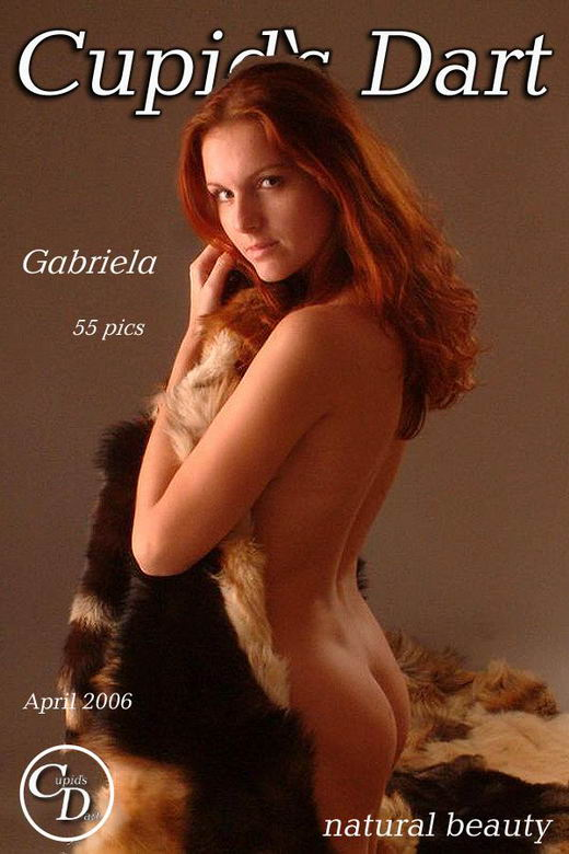 Gabriela - for CUPIDS DART