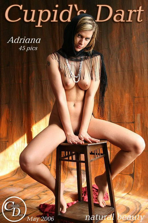 Adriana - for CUPIDS DART