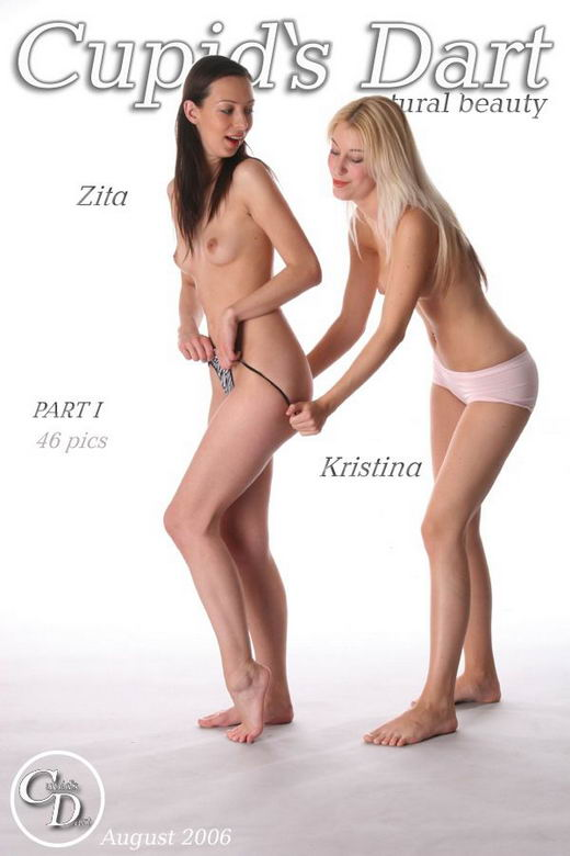 Zita & Kristina - for CUPIDS DART