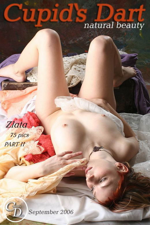 Zlata - for CUPIDS DART