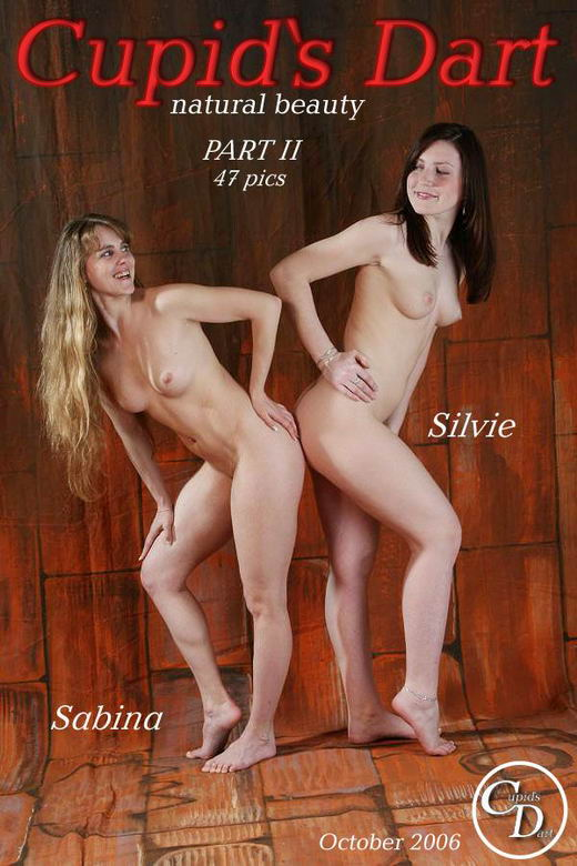 Sabina & Silvie - for CUPIDS DART