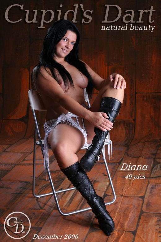 Diana - for CUPIDS DART