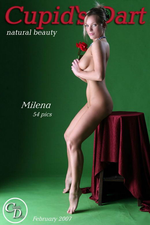 Milena - for CUPIDS DART
