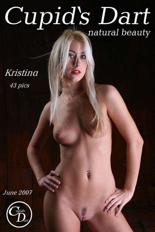 Kristina - for CUPIDS DART