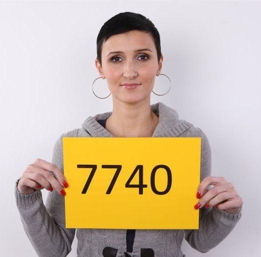 Marketa - `7740` - for CZECHCASTING