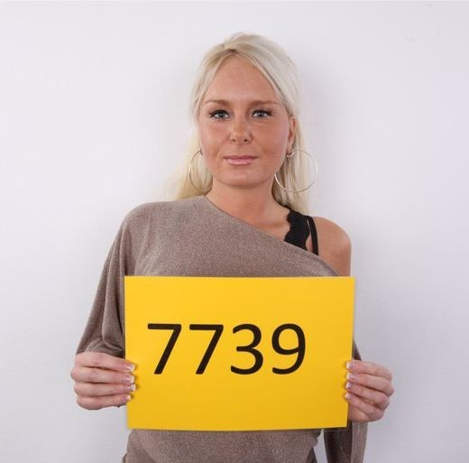 Kamila - `7739` - for CZECHCASTING