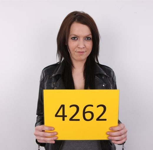 Lucie - `4262` - for CZECHCASTING