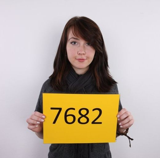 Anna - `7682` - for CZECHCASTING