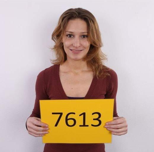 Radka - `7613` - for CZECHCASTING