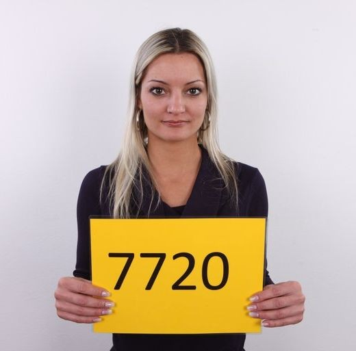 Petra - `7720` - for CZECHCASTING