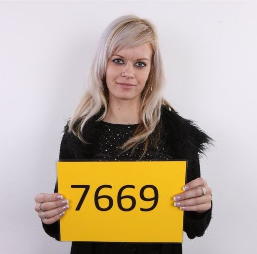Sona - `7669` - for CZECHCASTING