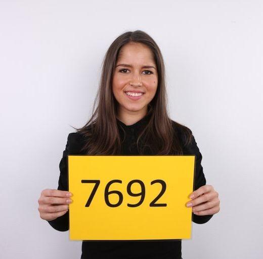 Andrea - `7692` - for CZECHCASTING