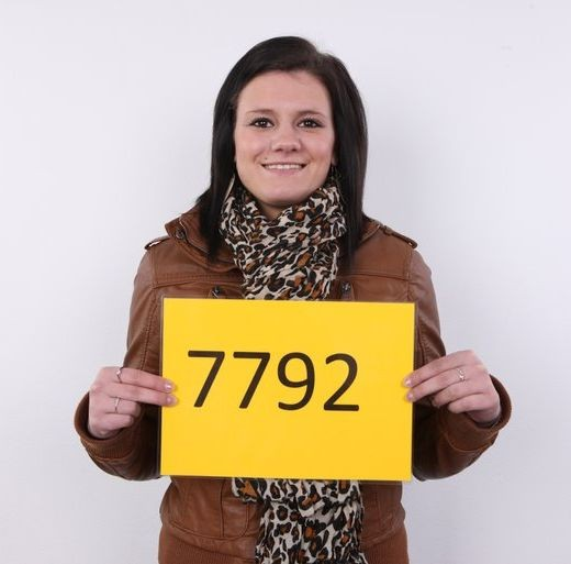 Lucie - `7792` - for CZECHCASTING
