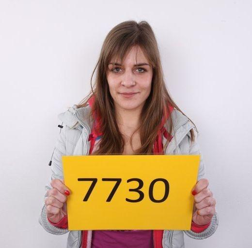 Natalie - `7730` - for CZECHCASTING