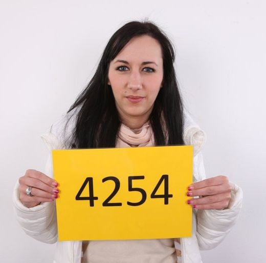 Tereza - `4254` - for CZECHCASTING