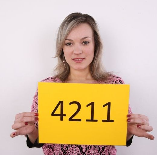 Milena - `4211` - for CZECHCASTING