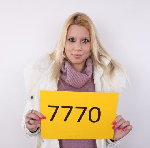 Adriana - `7770` - for CZECHCASTING