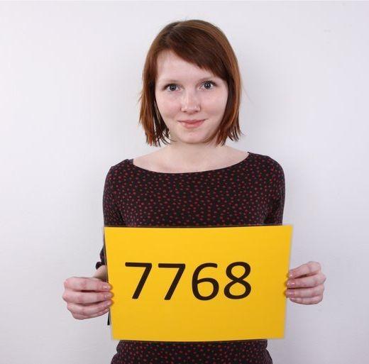 Tereza - `7768` - for CZECHCASTING