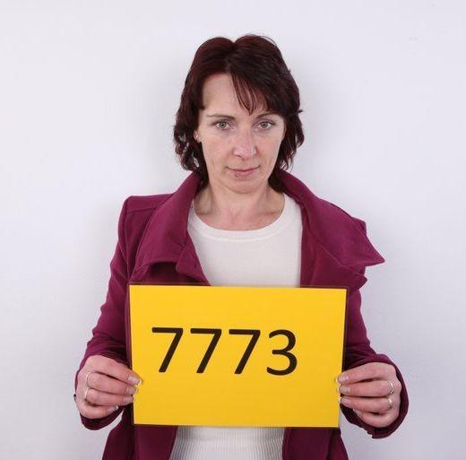 Miroslava - `7773` - for CZECHCASTING