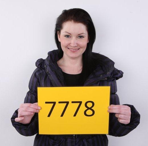 Stana - `7778` - for CZECHCASTING