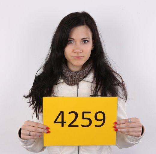 Jana - `4259` - for CZECHCASTING